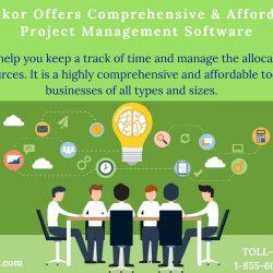 Comprehensive & Affordable Project Management Software